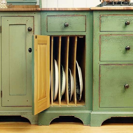 Pan Cupboard Storage